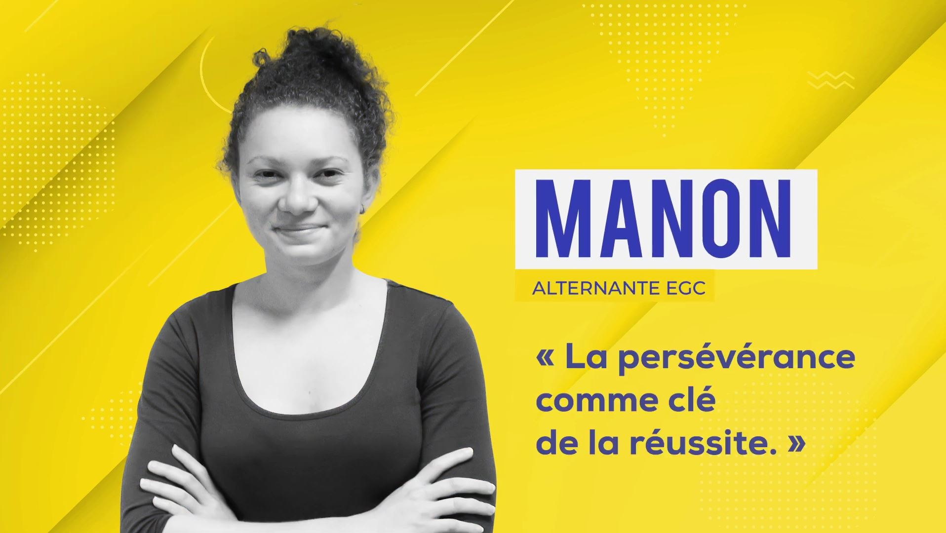 stand-up Manon