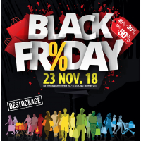 Black Friday : rendez-vous le 23 novembre !