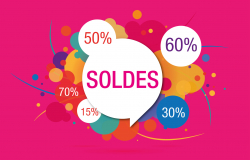 Soldes : save the dates !